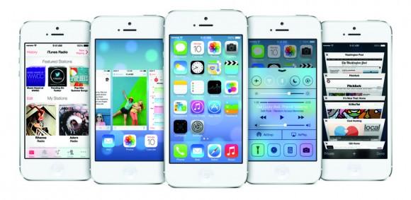 iOS7はiPhone導入以来最大の変化?