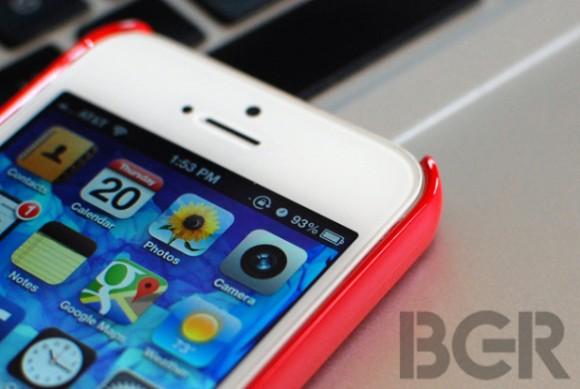 iphone5とテザリング
