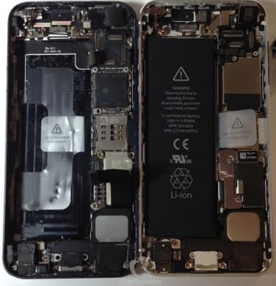 iPhone5S内部