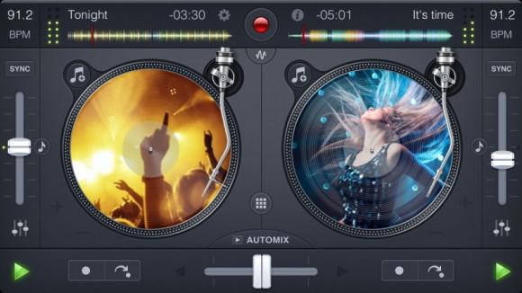 iPhone・iPad用人気アプリDjay2