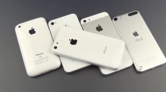 新しいiPhoneはプラスチック製?