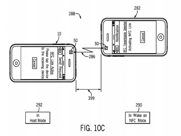 iPhone5C, NFC