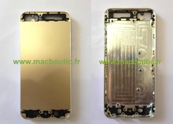 ゴールドiPhone 新機種