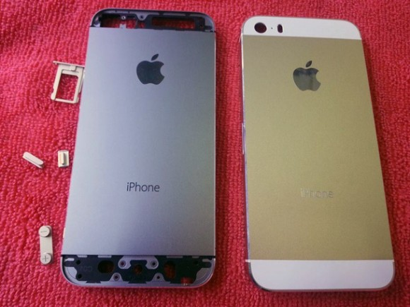 iPhone5S iPhone5C リーク