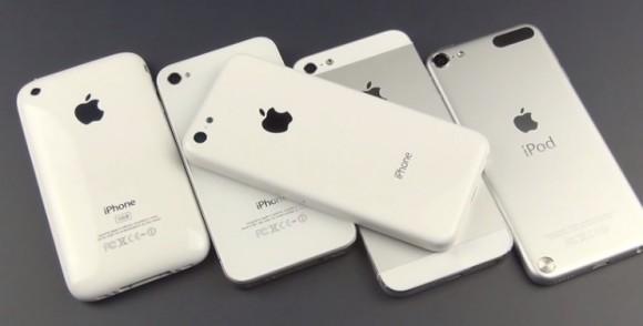 iPhone5S iPhone5C 新機種
