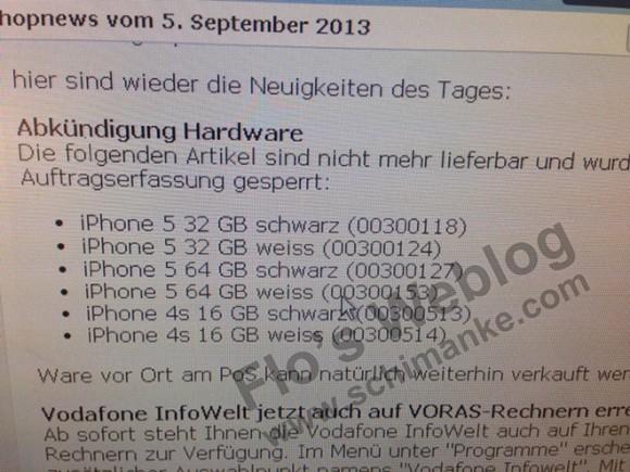 iPhone5 販売