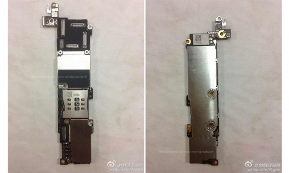iPhone5C リーク情報