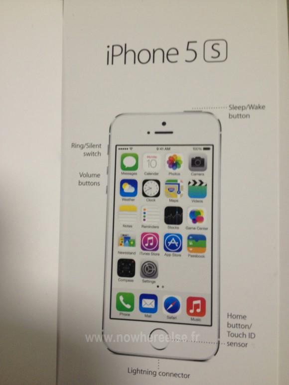 iPhone5S 新製品