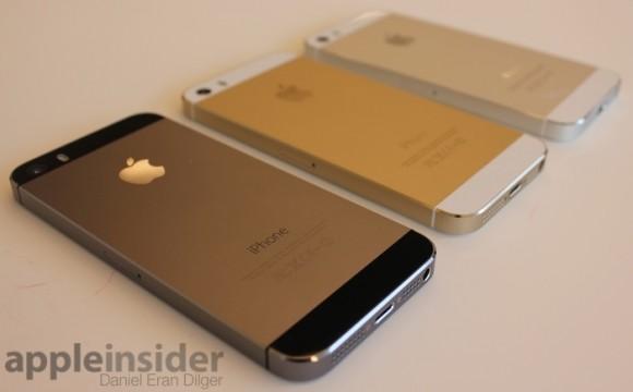 iPhone 5s iPhone5c 新発売