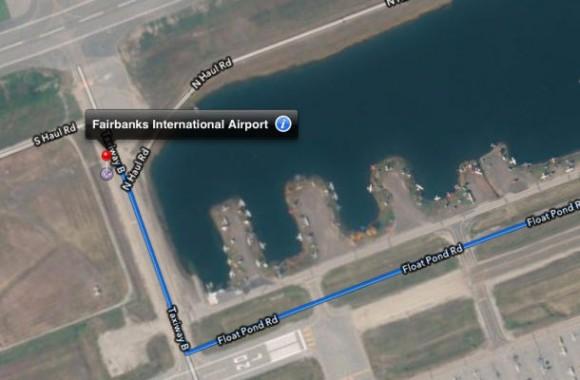 iPhone 5c iPhone 5s Map