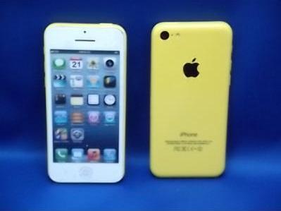 iPhone5Cモックアップ