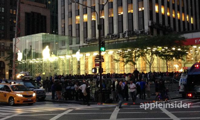 iPhone 5c iPhone 5c 発売