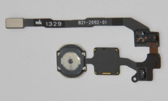 iPhone5S 指紋認証