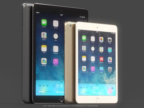 新iPadにも指紋認証搭載?