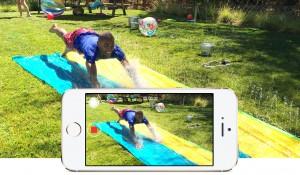 iPhone5sのビデオ撮影機能