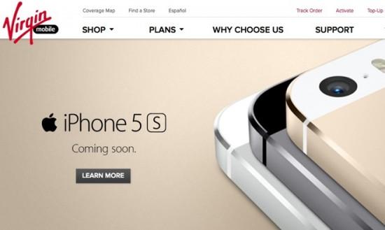 iPhone 5c iPhone 5s 発売