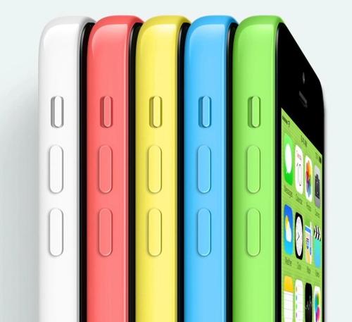 アップル、iPhone 5cの生産量を半数に削減か?