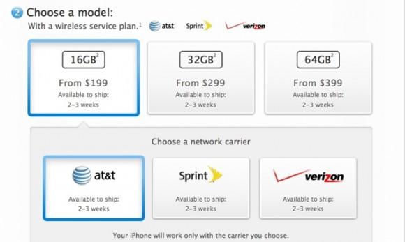 iPhone 5s 在庫