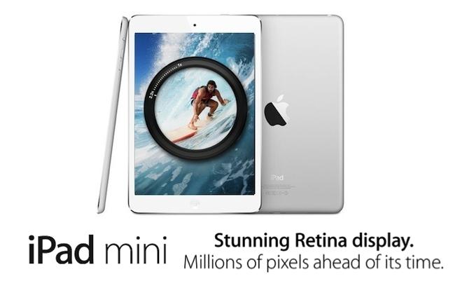 iPad mini retina 発売日