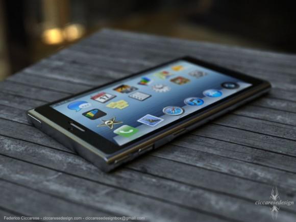 iPhone6 コンセプトデザイン
