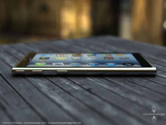 iPhone6 コンセプト画像