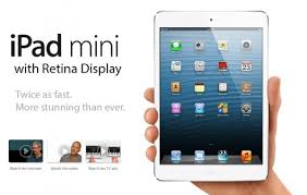 iPad mini Retina