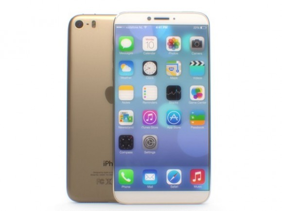 iPhone 6正面