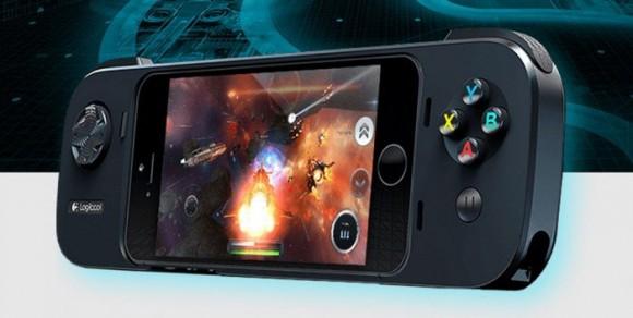 iPhone ゲームパッド