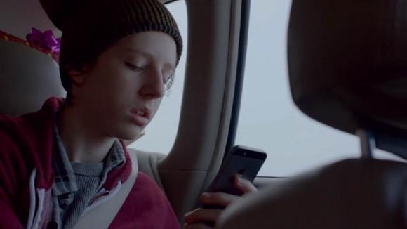 1.車中の少年