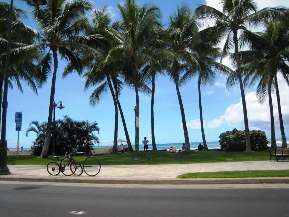 ハワイで海外レンタルWi-Fiを利用