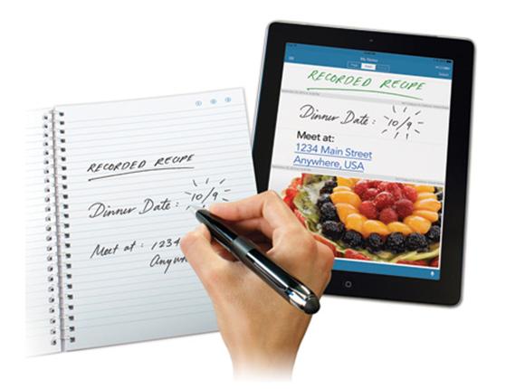 これはすごい!手書き文字を音声付で即座にiPhone/iPadに取り込めるペン
