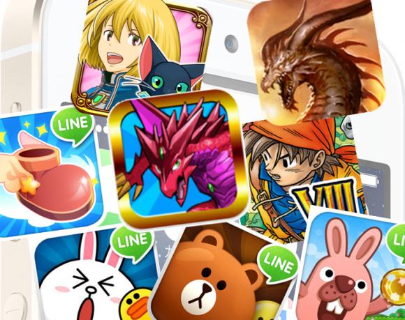 2013年最も遊んだゲームアプリ発表!ホーム画面争奪戦、激化中!