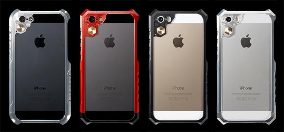 REAL EDGE 大河原邦男モデル for iPhone 5s/5