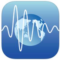 「地震解析ラボ」アイコン