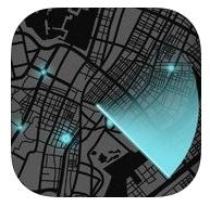iPhone 交通取締アプリ