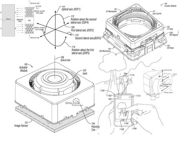 アップル、2012年前半から光学手ぶれ補正の研究を進める