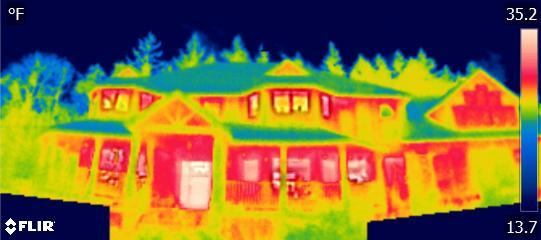9.家の外観を撮影