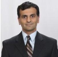 Vital Connect社で研究開発担当副社長として生体センサー開発を率いていたRavi Narasimhan氏