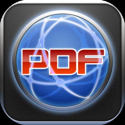 WEB To PDFアイコン