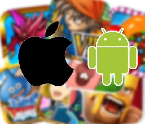iPhoneユーザーはゲーム好き?海外ゲームも積極利用