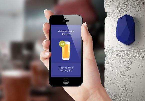 NFCの代わりにBluetooth LEが小売業界を圧巻する?