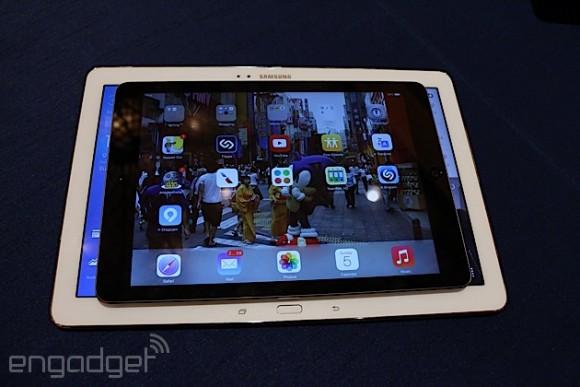 iPad Pro VS Galaxy
