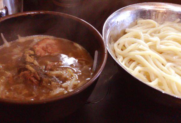 自家製麺キリンジさんの「つけ麺」