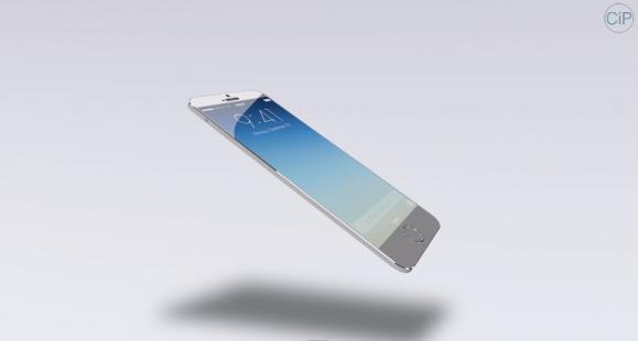 iPhone 6は5sより20%薄く25%軽い?4K動画撮影にも対応?なコンセプト映像