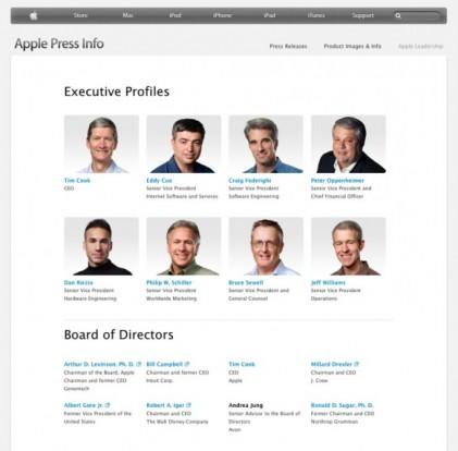 Apple、デザイン担当役員を解雇!?と大騒動→すぐ復帰