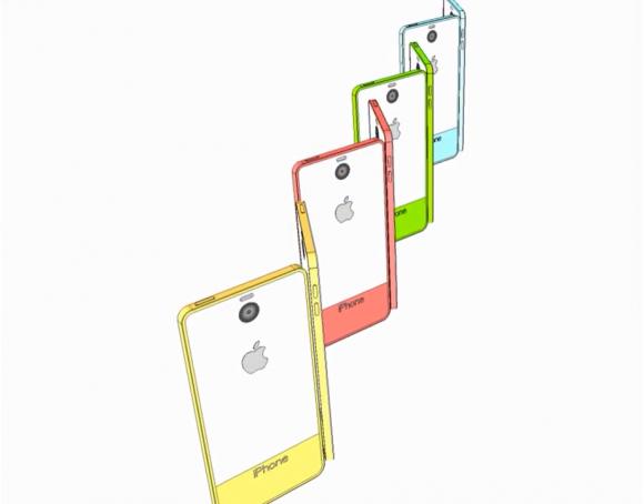 iPhone 6cコンセプト
