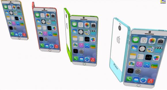 iPhone6cコンセプト