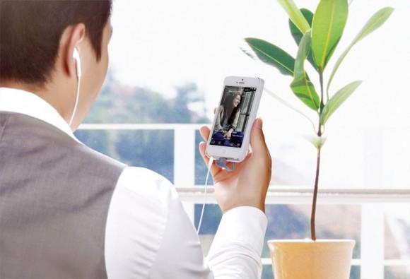 iPhone 5c ケース