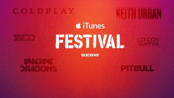 Apple、2014年3月のiTunes Festival開催と無料配信を発表!Coldplay等が出演
