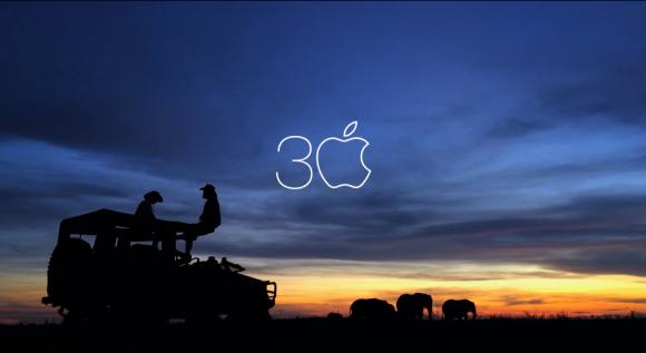 美しい!Apple、Mac誕生30年記念で全編iPhone 5sで撮影の映像を公開